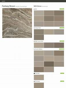 fantasy brown marble countertops countertops msi stone behr valspar paint ralph