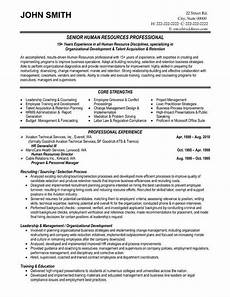 pin by koketso mocoancoeng on career human resources resume resume template free hr resume