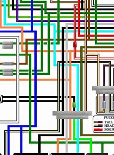 honda cb125tde superdream colour wiring diagram honda cb250n cb400n superdeam uk spec large colour wiring diagram