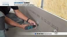 Elements Installation Construction Panel Element On