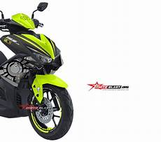Modifikasi Striping Aerox 155 by Modifikasi Striping Yamaha Aerox 155 Vva Sunmoon