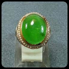 jual batu cincin zamrud kalimantan big size di lapak poetra gems stone dhani 165