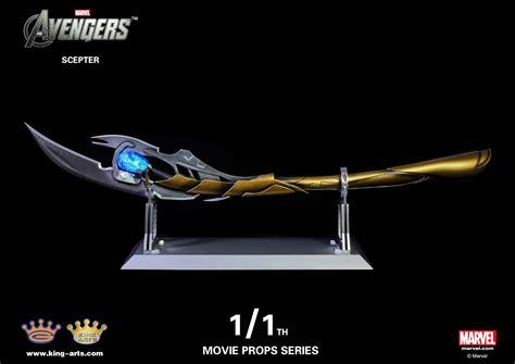 The Avengers Scepter