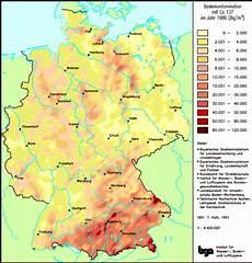 Landkartenblog Deutschlandkarten Der Radioaktivit 228 T Seit