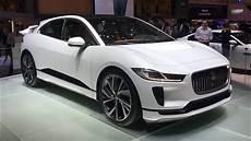 2018 Jaguar I Pace World Premiere Walkaround At Geneva