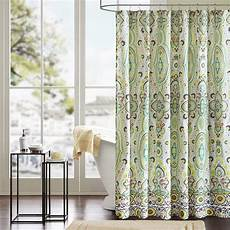 shower curtains with green ruffle shower curtains walmart