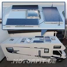 solaranlage wohnmobil inkl einbau solarset 150 150w 12v solar set wohnmobile voll