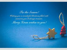 sayings for wishing someone a merry christmas