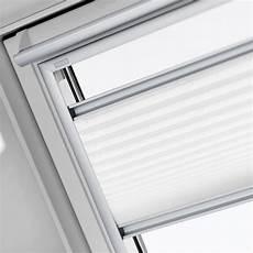 Velux Dachfenster Sichtschutz - velux plissee und faltstores f 252 r dachfenster velux