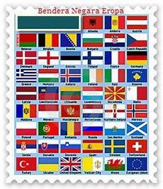 Daftar Nama Negara Di Eropa Coretan Guru