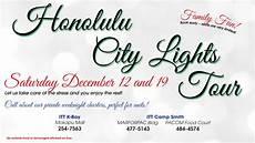 honolulu city lights tour marine corps community