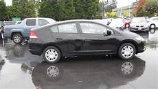 2011 honda insight black stock 13219p walk around youtube