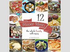 10 Best Family Dinner Recipes   TidyMom