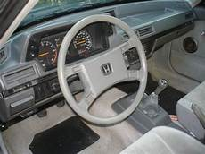 old car owners manuals 1991 honda accord interior lighting 1984 honda accord classic with low mileage for sale photos technical specifications description