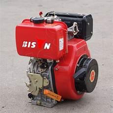 Bison Refrigerado Por Aire Motor Lister Diesel Para La