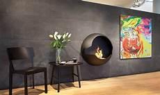 15 bio ethanol fireplaces with geometric designs