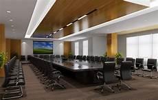 Desain Interior Desain Ruang Meeting Modern Desain