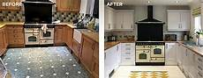 How To Paint Kitchen Tiles Before And After by Customer Makeovers Indoor Renovations Ideas Advice