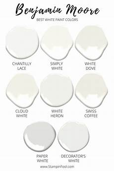 what is a good white paint color for kitchen cabinets the best 8 benjamin white paint colors in 2020