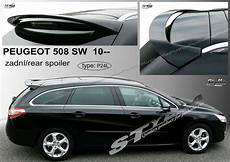 car spoilers for peugeot 508 sw 2010r gt with