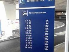 Parking Aeroport De Cdg Prix