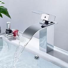Wasserhahn Für Aufsatzwaschbecken - bonade wasserhahn mischbatterie f 252 r waschbecken bad ideal