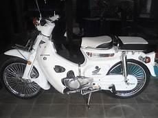 Motor C70 Modifikasi by Modifikasi Motor Honda C70 Freewaremini