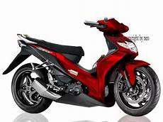 Modifikasi Motor Revo Absolute by Modifikasi Honda Revo Terbaru Informasi Dunia Otomotif