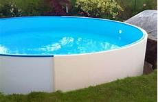 Pool Einbauen Ohne Beton - pool ohne beton conzero einbauset im apoolco onlineshop