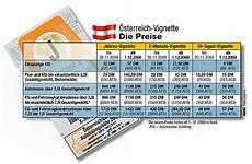 adac maut österreich 214 sterreich maut ab dezember deutlich teurer archiv