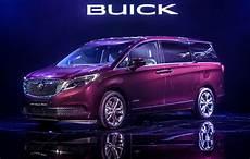 first buick avenir is a china only minivan