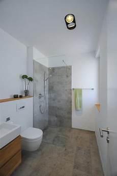 Badezimmer Ideen Design Und Bilder Wc Mit Dusche