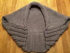 poncho stricken rundstricknadel bolero stricken kurze jacke f 252 r kinder basteln knit