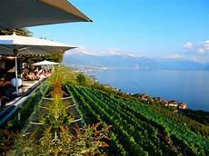 Le Deck 224 Chexbres Une Terrasse Au Milieu Des Vignes
