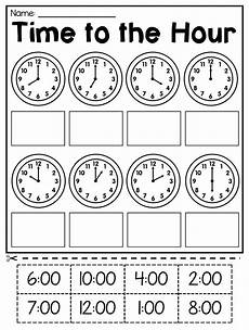 time on the hour worksheets for kindergarten 3611 grade time worksheets hour half hour quarter hour math worksheets 2nd grade