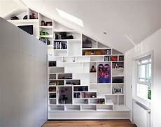 Stairs Shelving