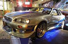 fast and furious 2 nissan skyline r34 gt r 2 fast 2 furious