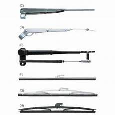 bep deluxe curved wiper blade 460mm horns and wipers electrical