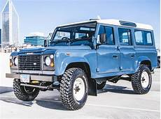 Defender Land Rover - 1991 land rover defender 110 v8 for sale on bat auctions