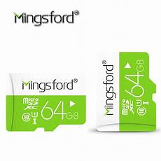 Mingsford Colorful Edition 32gb Class Memory by Mingsford Micro Sd Card 32gb Class 10 16gb 64gb 128gb Uhs