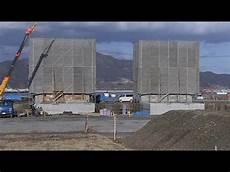 mur anti des murs anti tsunami au japon