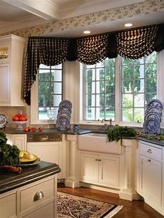 Decorating Ideas For Kitchen Window Treatments by Living Room Window Treatments Ideas Cottage Style Home