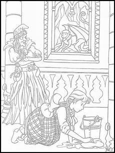 ausmalbild zauberer oz x13 ein bild zeichnen