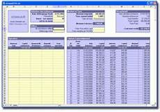 calcul emprunt immobilier excel calc open office