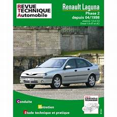 rta revue technique automobile renault laguna i phase 2