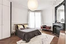 deco chambre moderne design un appartement haussmannien moderne et design en 2019