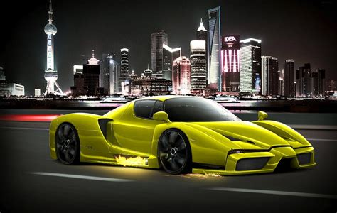 Car Wallpapers : Top 50 Most Dashing And Beautiful Ferrari Car Wallpapers In Hd