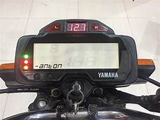 Modifikasi R 2018 by Modifikasi Honda Gl100 Pakai Speedometer All New Vixion R