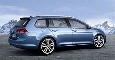 breaking news vw golf 7 variant official images