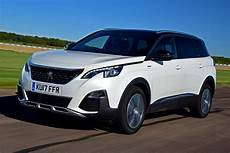 New Peugeot 5008 2017 Review Auto Express